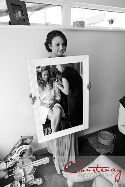 bride-getting-ready-messy-house