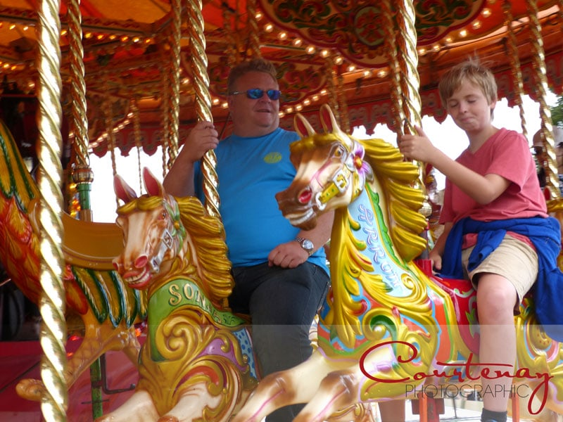 Courtenay-on-carousel