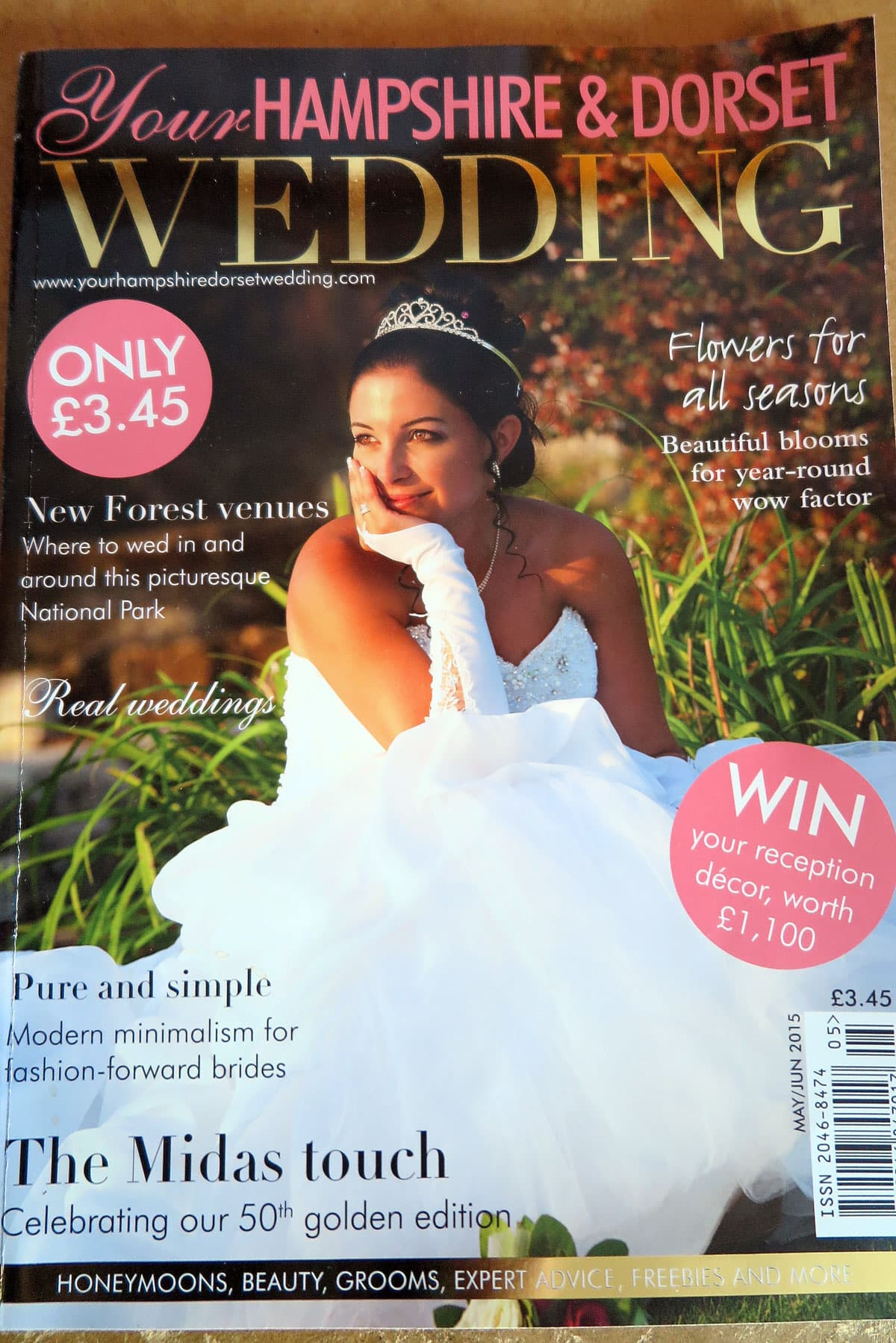 your hampshire & dorset wedding magazine