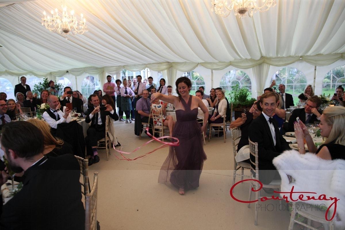 brides sisters funny interpretive wedding speech!