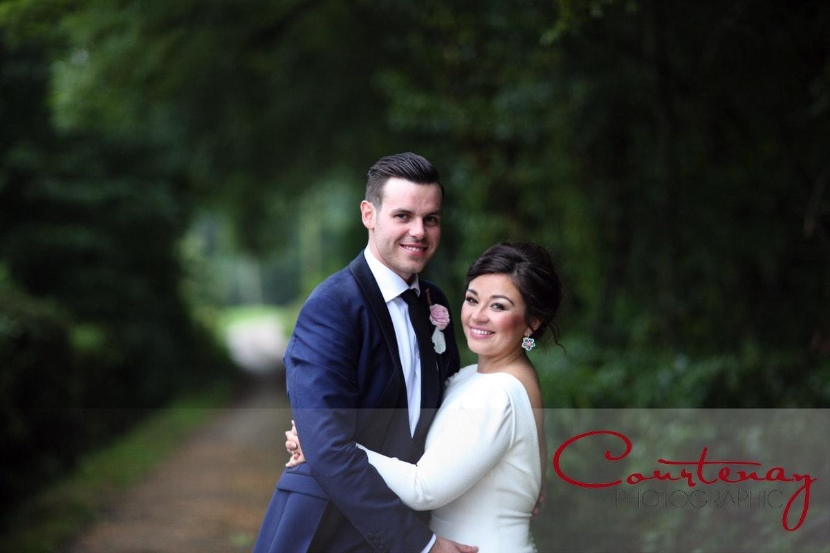 Pamphill Dorset Marquee Wedding of Amanda & Tim