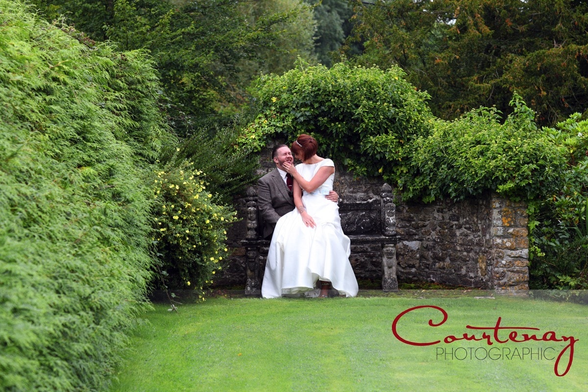 Chaffeymoor Grange Wedding of Becky & Tom
