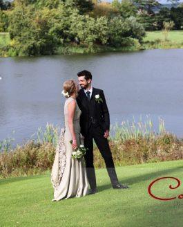 Sherborne Castle Dorset Wedding details of Kate & Rod