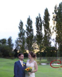 Perrie & Craig's Dudsbury Golf Club Wedding