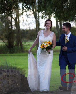 Dudsbury Golf & Country Club Dorset Wedding Details of Perrie & Craig