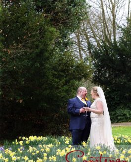 Bridge House Hotel Dorset Wedding of Hilary & Alex