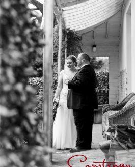 Bridge House Hotel Dorset Wedding Details of Hilary & Alex
