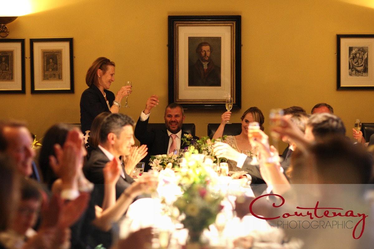 wedding speech time
