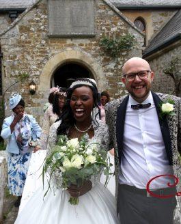 Gorwell Farm Barn Dorset Wedding Details of Rutendo & Marc