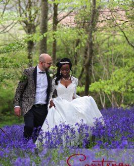 Gorwell Farm Barn Dorset Wedding of Rutendo & Marc