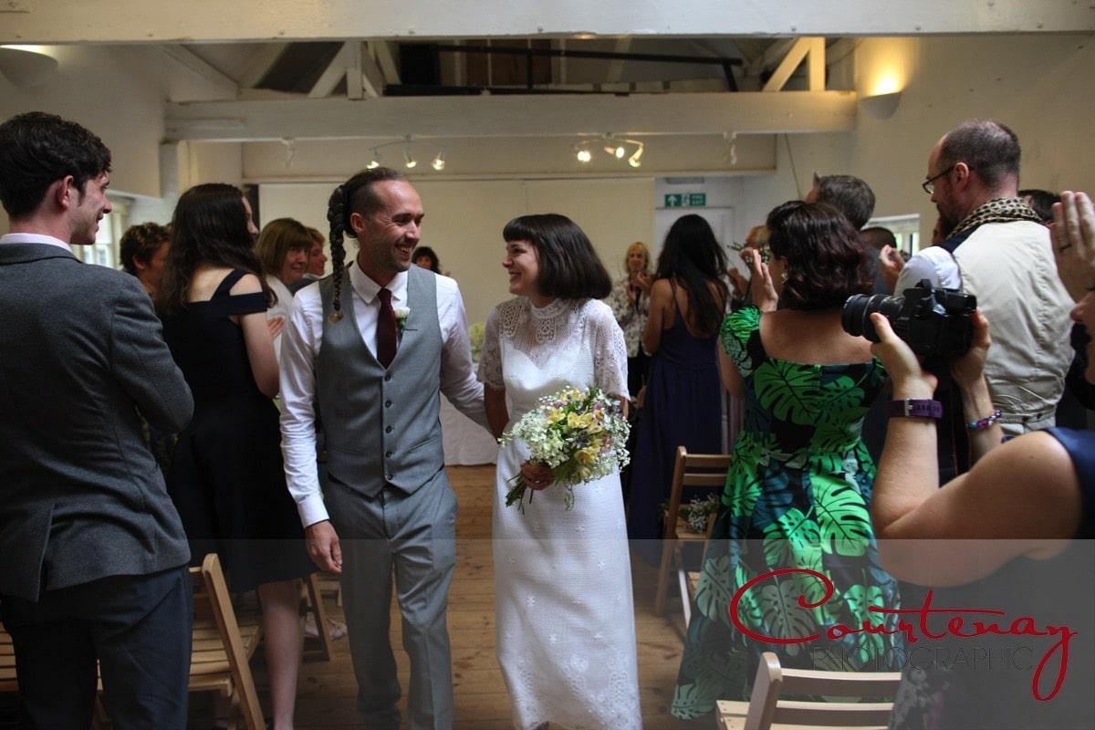 Springhead Trust Wedding cermeony room