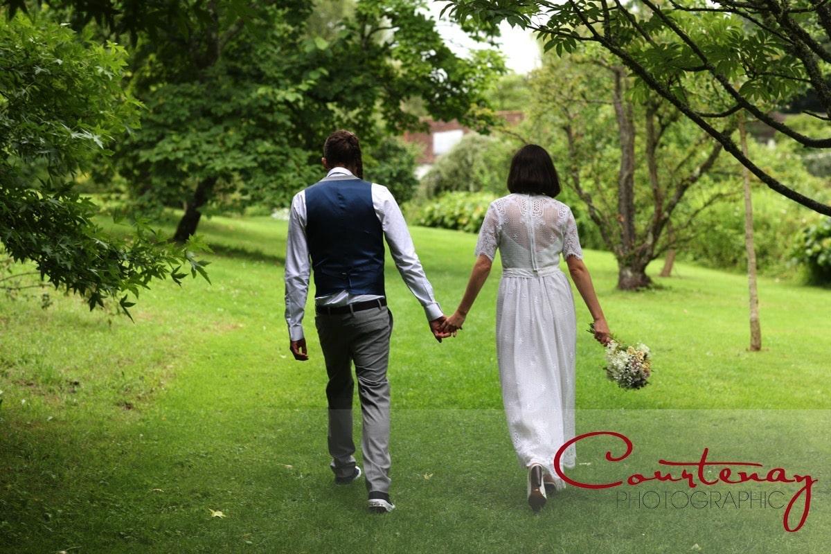 Springhead Trust Wedding gardens