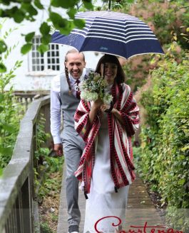 Springhead Trust Dorset Wedding of Clare & Andy