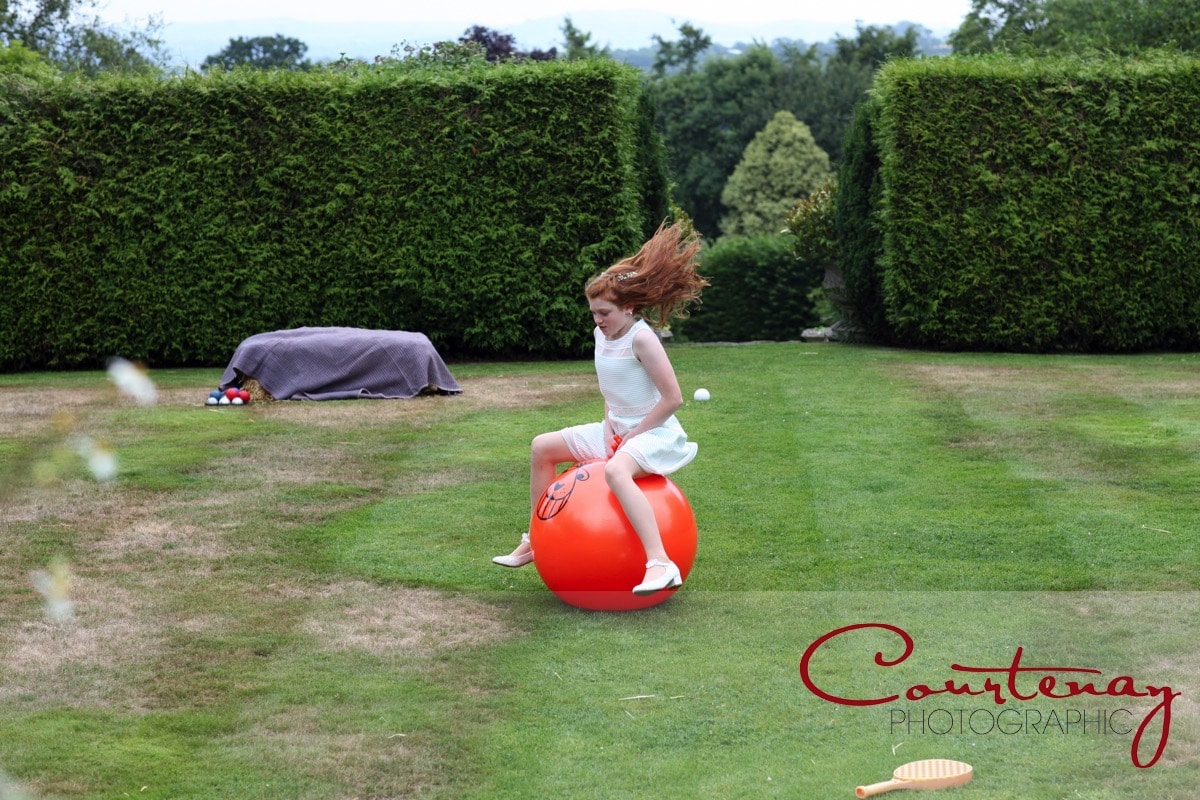 space hopper fun