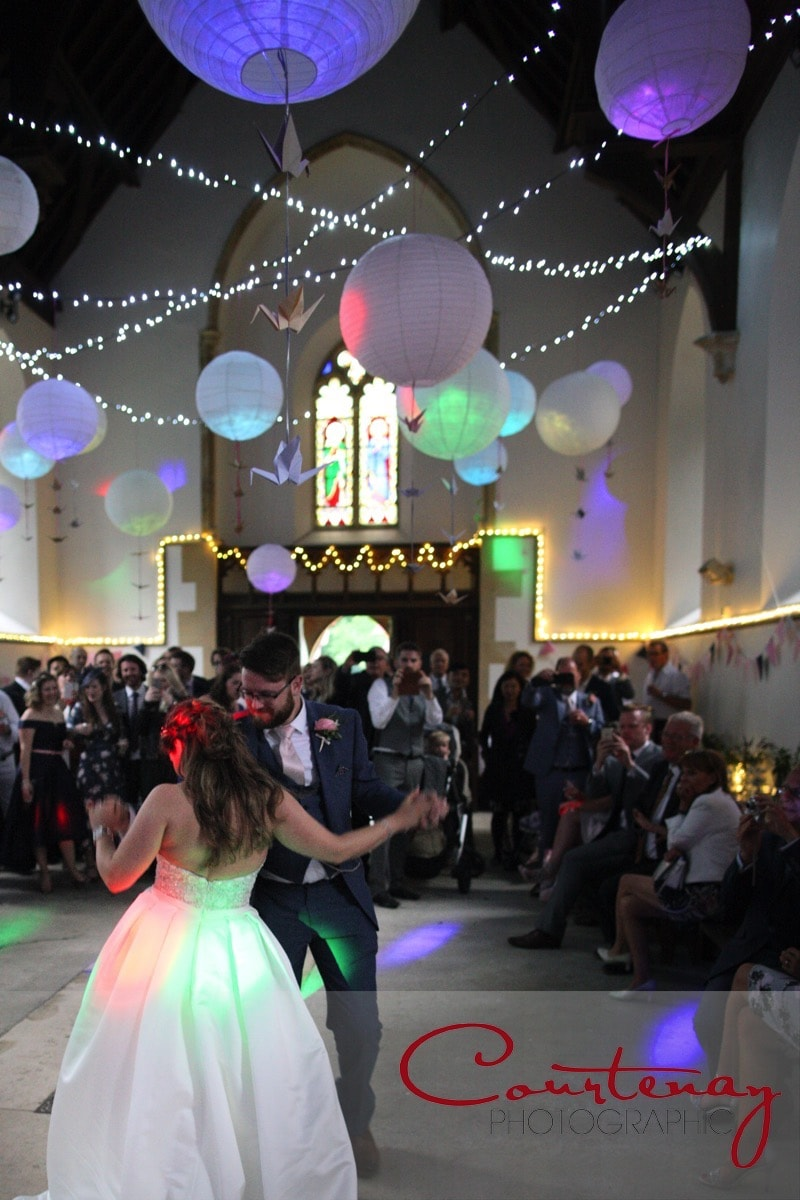 first dance time  Plush Manor wedding chapel