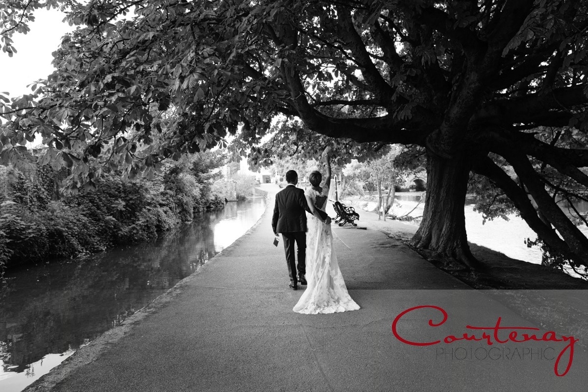 Kings Arms Christchurch Dorset wedding Details of Sarah & Gez