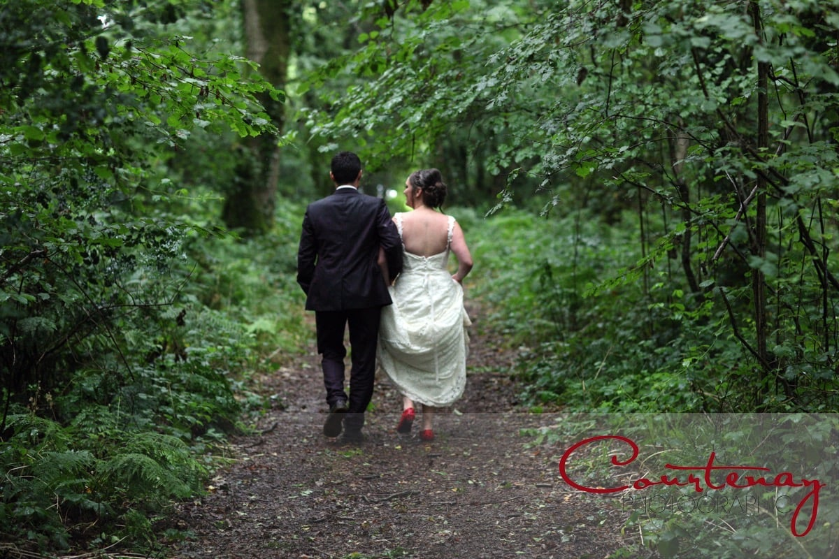 Milborne Wood Dorset Wedding Details of Joanna & Michael