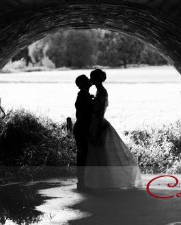 Crown Hotel Blandford Dorset Wedding of Jenny & Thom