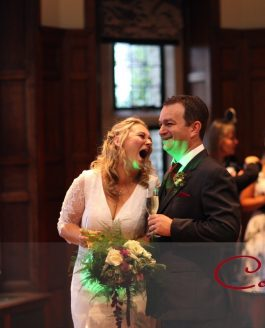 Chaffeymoor Grange Dorset wedding details of Jayne & Phil