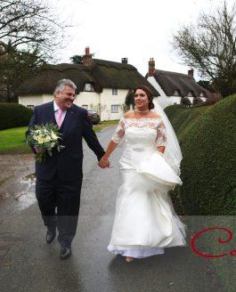 Langton Arms Dorset Wedding of Zoe & Jon