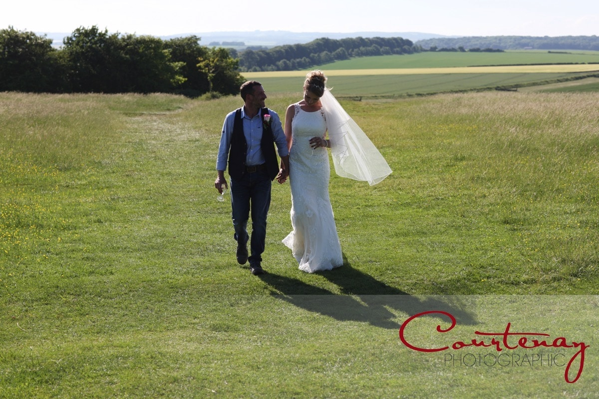 True Lovers Knot Dorset wedding of Pip and Stewart