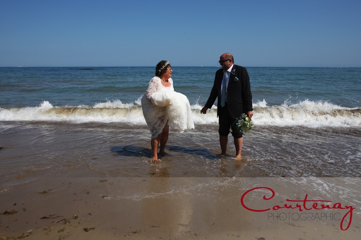 The Grand Hotel Swanage Wedding of Seonaid and Robin