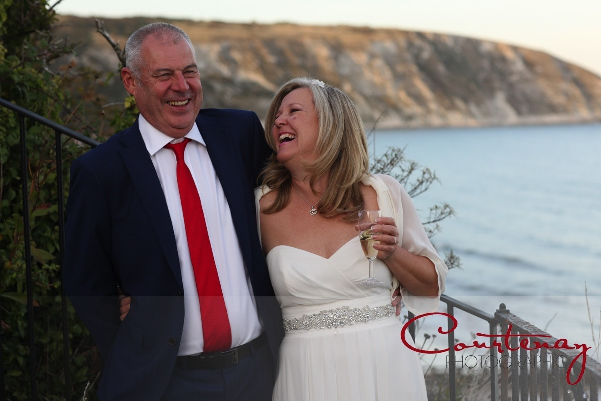 The Grand Hotel Swanage Dorset Wedding of Karen & Graham