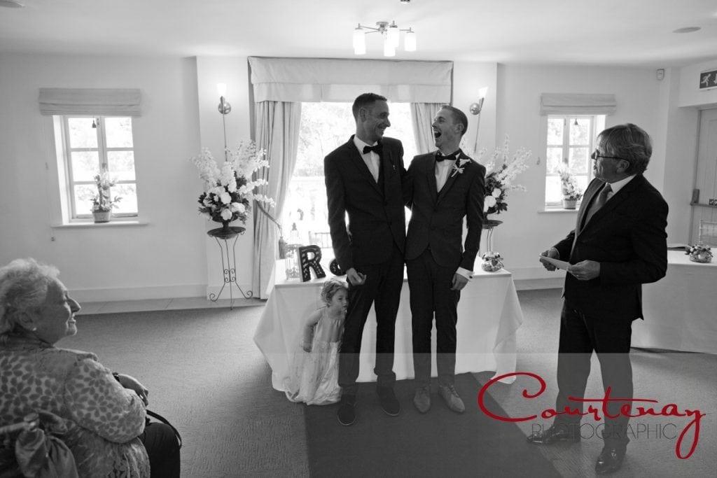 Gay Wedding italian villa
