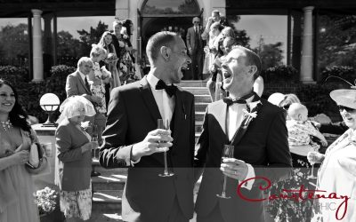 The Italian Villa Dorset Wedding of Oliver & Richard