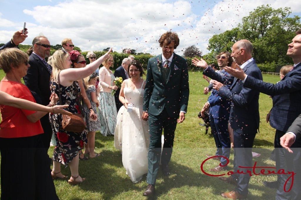 Hayhouse Farm wedding