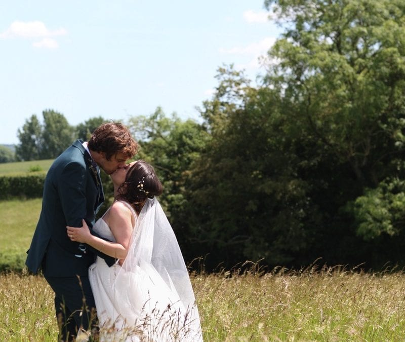 Hayhouse Farm Dorset Wedding of Hannah & Chris