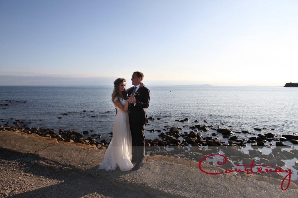 Smedmore House wedding kimmeridge bay