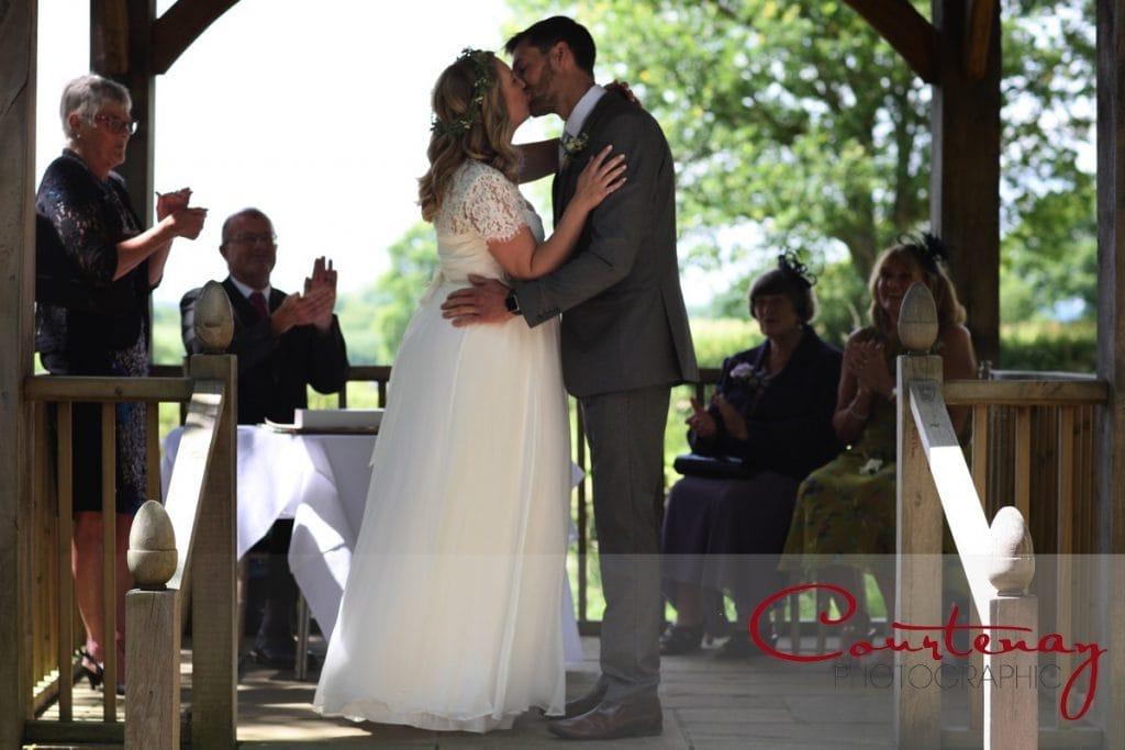 Coppleridge Inn Wedding
