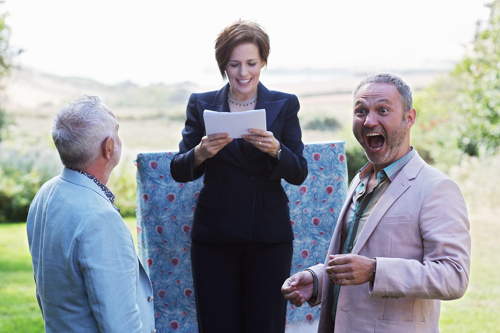 Dorset Gay Wedding Photographer same-sex marriage